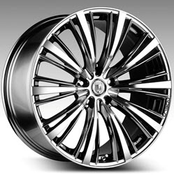 Fiorelli - Chrome 20x9.5