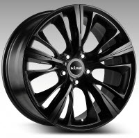 Kaptive - Satin Black 20x8.5