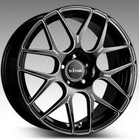 Matrix - Black Piped 20x10