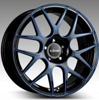 Matrix - Blue Piped 20x8.5