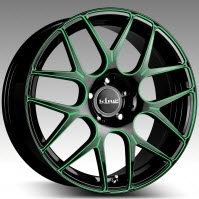 Matrix - Green Piped 20x8.5
