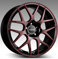 Matrix - Red Piped 20x8.5